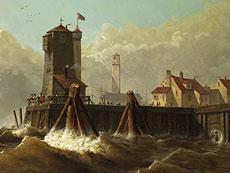 Detail images: W. Barth, Maler des 19./ 20. Jahrhunderts