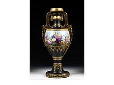 Detail images: Drei bedeutende KPM-Vasen von Carl Friedrich Schinkel