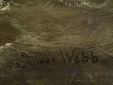 Detail images: James Webb, um 1825 - 1895 London