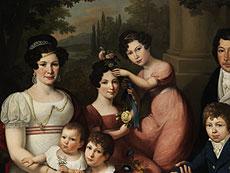 Detail images: Giuseppe Cammarano, 1766 - 1850