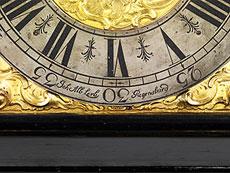 Detail images: Regensburger Stockuhr