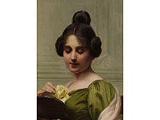 Detail images: Jane Nerée-Gautier, 1877 Frankreich