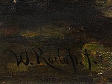 Detail images: Alfred Roloff, 1879 Lassan - 1951 Rade bei Rendsburg