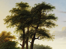 Detail images: Monogrammist um 1800