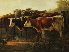 Detail images: Niederländischer Maler des 18./ 19. Jahrhunderts
