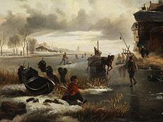 Detail images: Niederländischer Maler des 19. Jahrhunderts