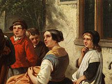 Detail images: Jan Michael Ruyten, 1813 - 1881