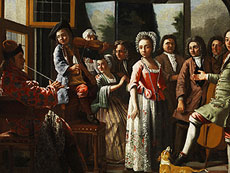 Detail images: Maler des 18. Jahrhunderts