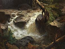 Detail images: Joseph Wopfner, 1843 Schwaz/ Tirol - 1927 München