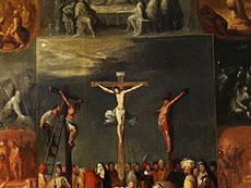 Detail images: Frans Francken II., 1581 Antwerpen - 1642, zug.