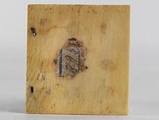 Detail images: Kleines Elfenbein-Schnitzrelief