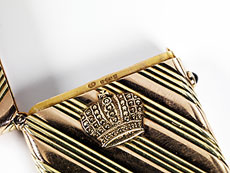 Detail images: Streichholz-Etui