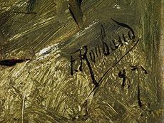 Detail images: Frants Roubaud, 1856 Odessa - 1928 München