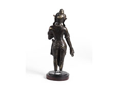 Detail images: Nepalesische Bronze