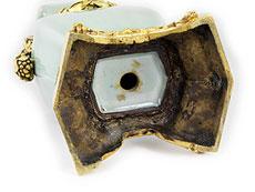 Detail images: Celadon-Vase
