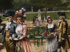 Detail images: Henri Victor Lesur, 1863 - 1900