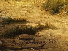 Detail images: Pierre Emmanuel Dielman, 1800 - 1858