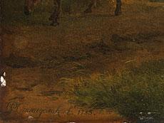 Detail images: Balthasar Paul Ommeganck, 1755 Antwerpen - 1826 Antwerpen
