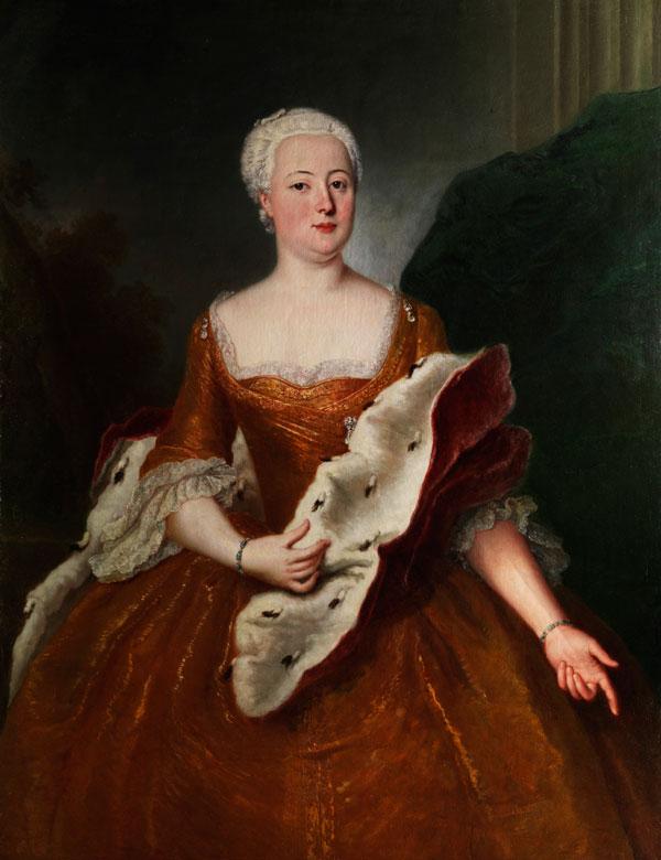 Antoine Pesne, 1683 Paris - 1757 Berlin