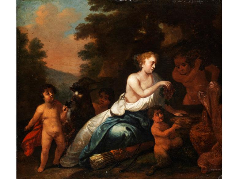 B. Schyndel, Maler des 17. Jahrhunderts