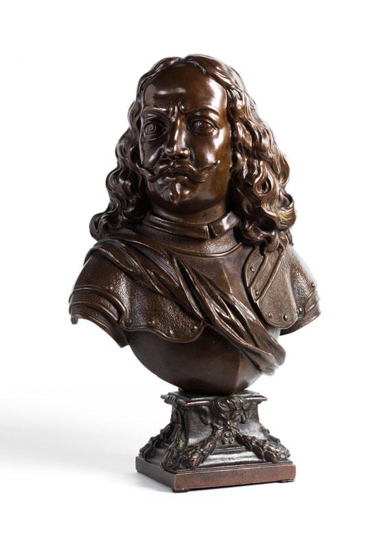 Büste des 17. Jahrhunderts