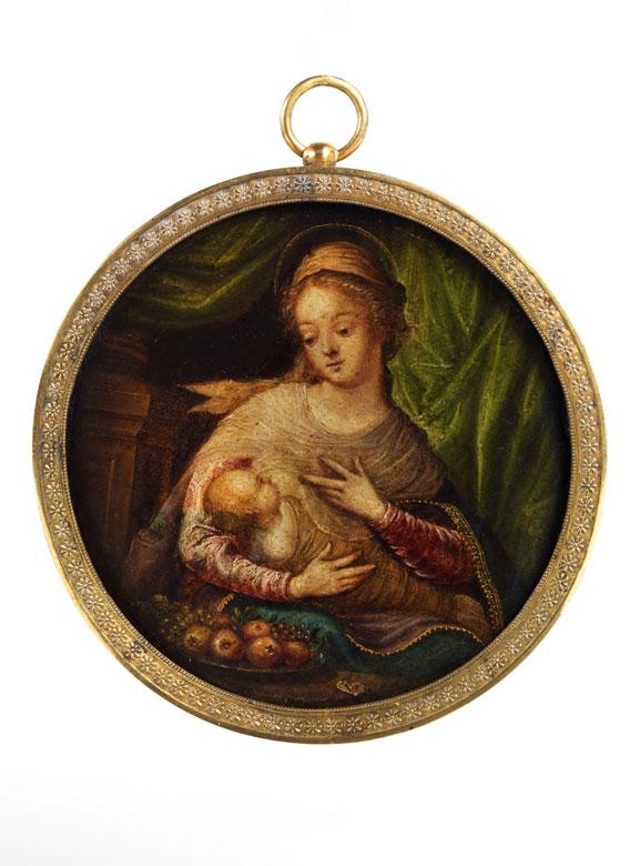Italienischer Miniaturmaler des 17. Jahrhunderts