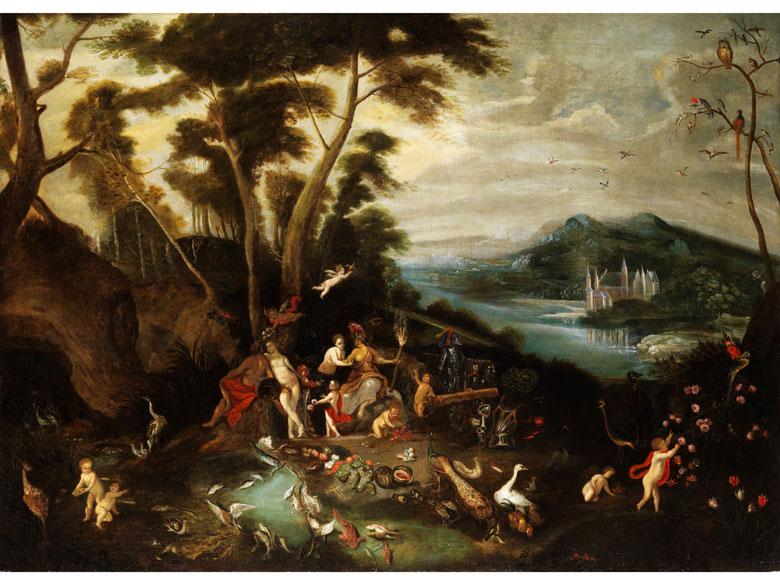 Maler des 17. Jahrhunderts, in der Nachfolge von Jan van Kessel