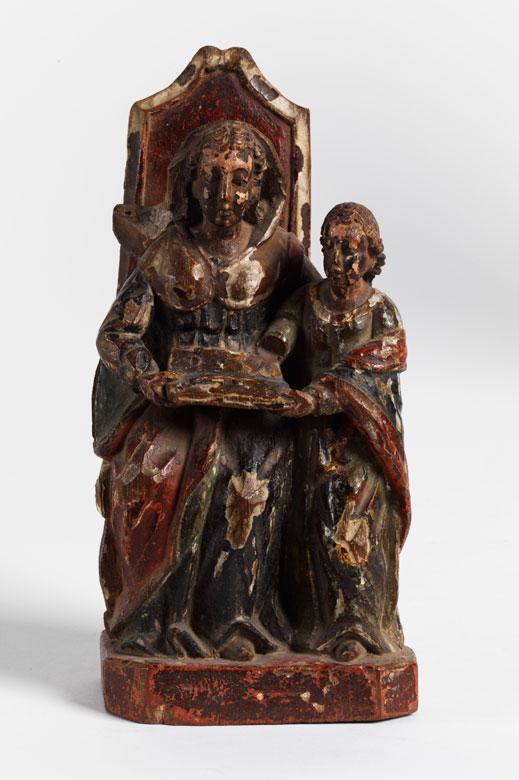 Bildschnitzer des 17. Jahrhunderts