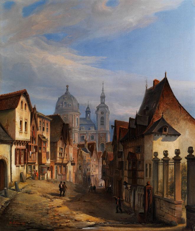 Hector Louis Allemand, 1809 - 1886