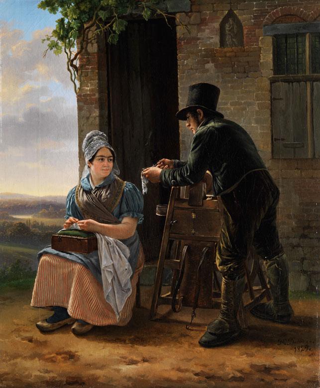 Jean Henri de Coene, 1798 - 1866 Brüssel
