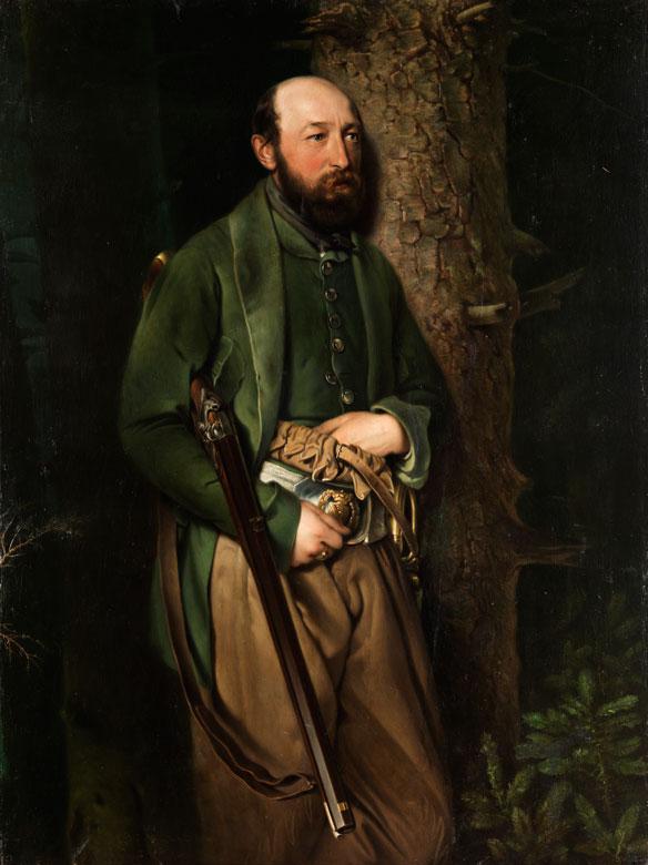 Gustav Walther, 1828 Ronneburg / Gera - 1904 Altenburg / Sachsen