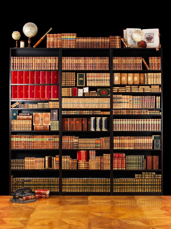 † Bibliothek No. 3