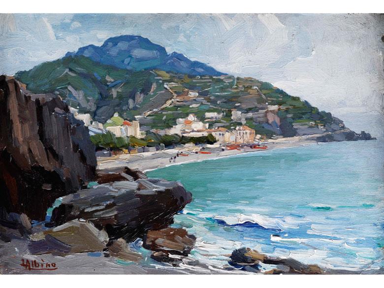 Luca Albina, 1884 Maiori, Amalfi - nach 1923 Amalfi