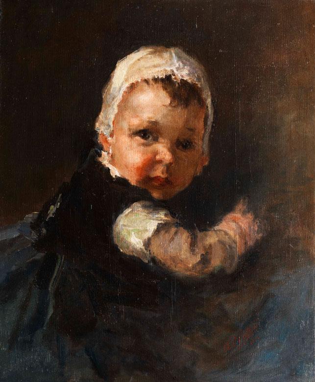 A. P. Palvis, Maler des 19. Jahrhunderts