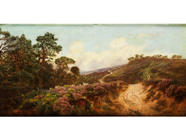 Frederick Wiliam Hayes, 1848 - 1918