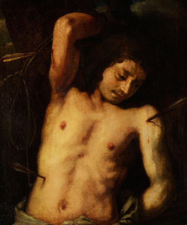 Italienischer Maler des 17. Jahrhunderts, Francesco Furini, 1600/1603 - 1646 Florenz, in der Nachfolge von