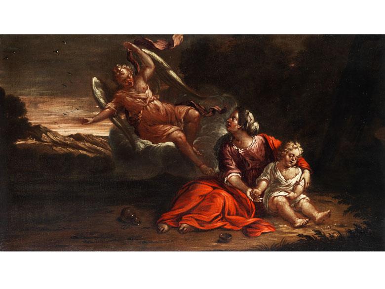 Salvator Rosa, 1615 Arenella - 1673, Umkreis