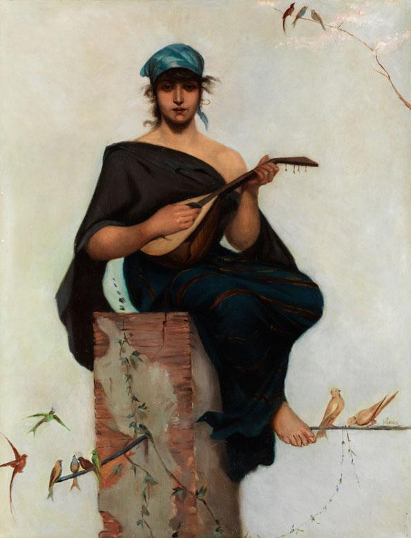 † Frederik-Hendrik Kaemmerer, 1839 Den Haag - 1902 Paris