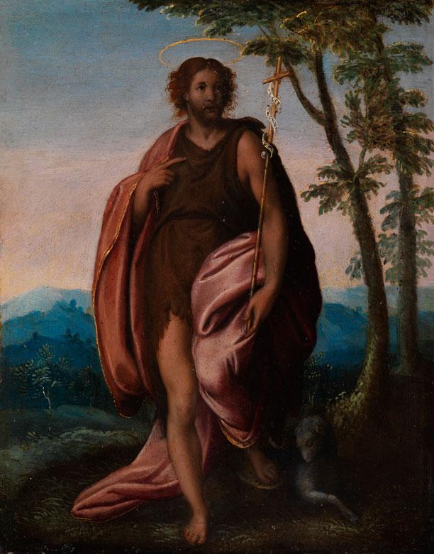 Italienischer Maler des ausgehenden 16. Jahrhunderts