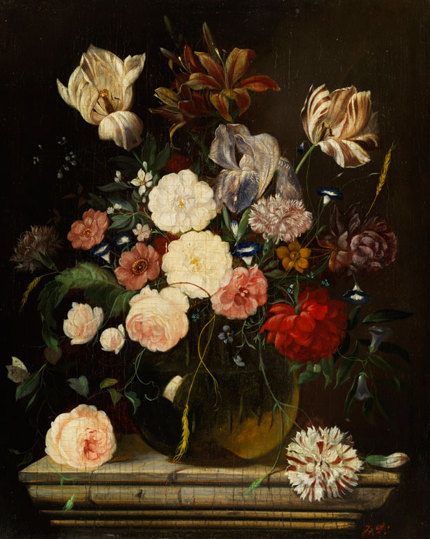 Stillebenmaler in der Stilnachfolge des 17./18. Jahrhunderts