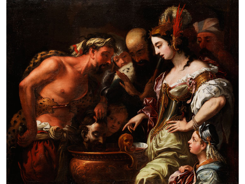 Italienischer Maler um 1700