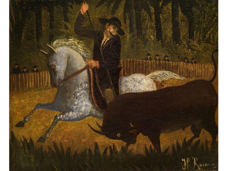 Henri Rousseau, 1844 - 1910 Paris