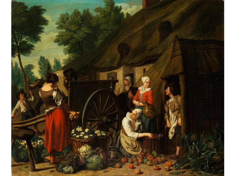 Jan Josef Horemans, d. J., 1714 - 1790