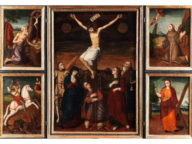 Katalanischer Meister des frühen 16. Jahrhunderts