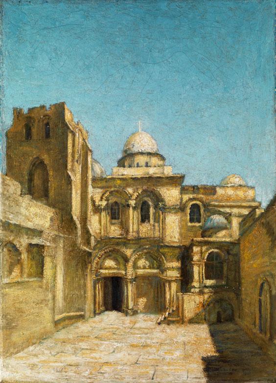 Schadow, Maler des 20. Jahrhunderts