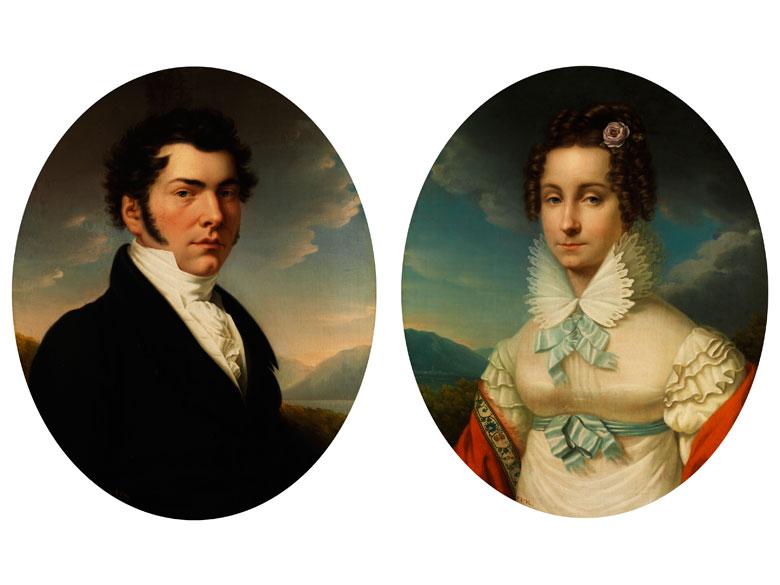 Franz Eybl, 1806 Wien - 1880