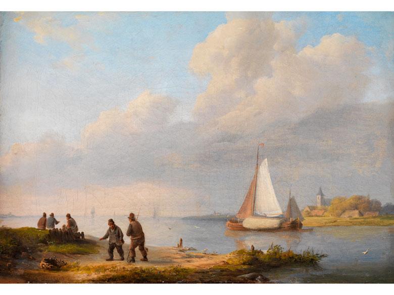 Johannes Hermanus Koekkoek, 1778 Veere - 1851 Amsterdam