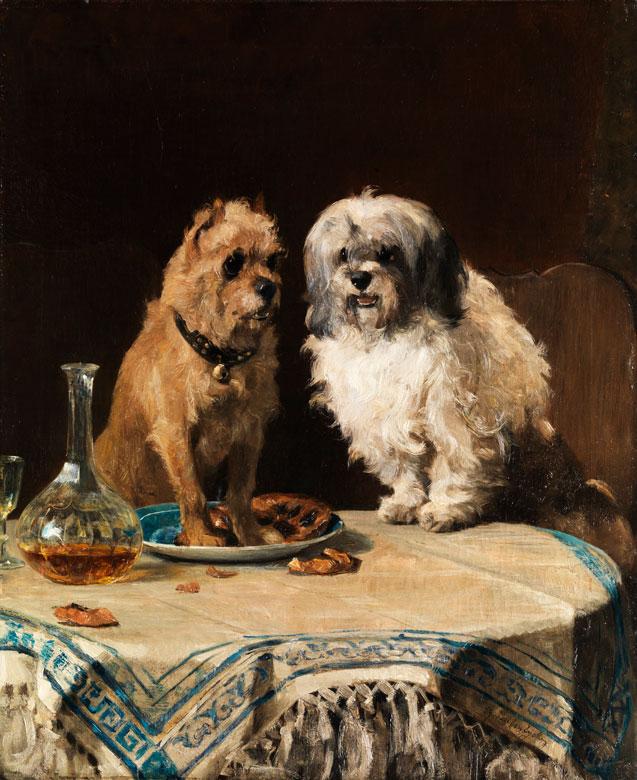 Charles van den Eycken, 1809 - 1891