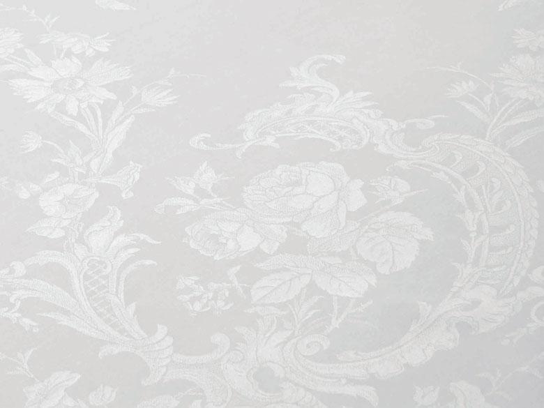 Tafeltuch im Rokoko-Stil