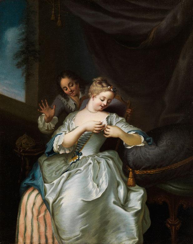 Gaspard Gresly, 1712 - 1756